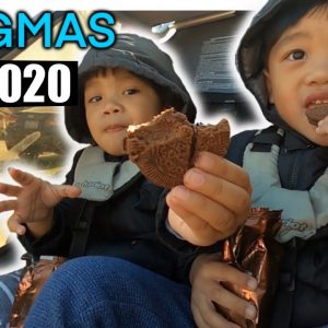 We Unbox Zazzle Christmas Cards & a Day at the Park &, VLOGmas